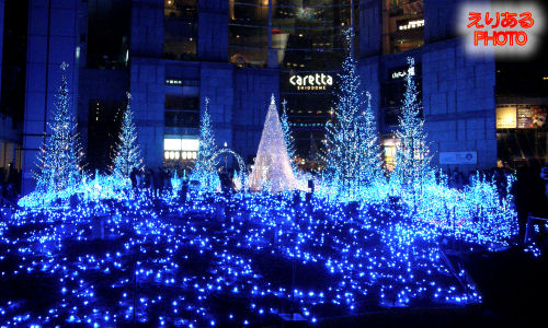 Caretta illumination2011 「Blue Forest」