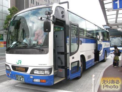 JRバス関東上州ゆめぐり号