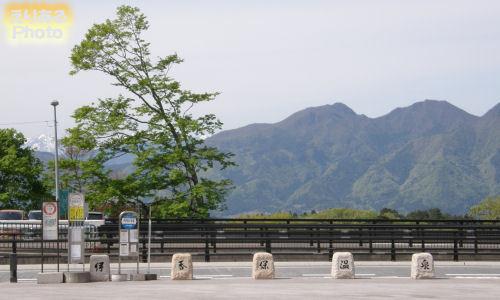 伊香保温泉石段街バス停