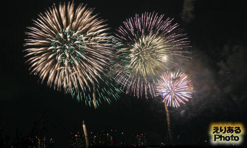 第24回東京湾大華火祭