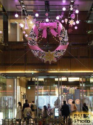 2012 Joyeux Noel(ジョワイユ ノエル)@マロニエゲート