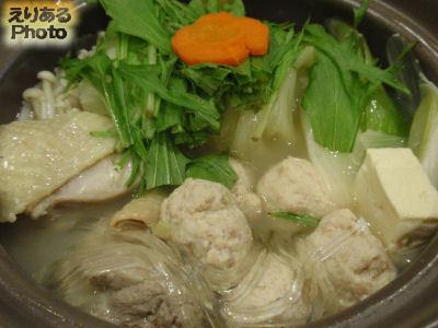 水たき御膳@鶏丼や 博多 華味鳥