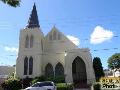 セント・ピータース・エピスコパル教会(St. Peter's Episcopal Church)